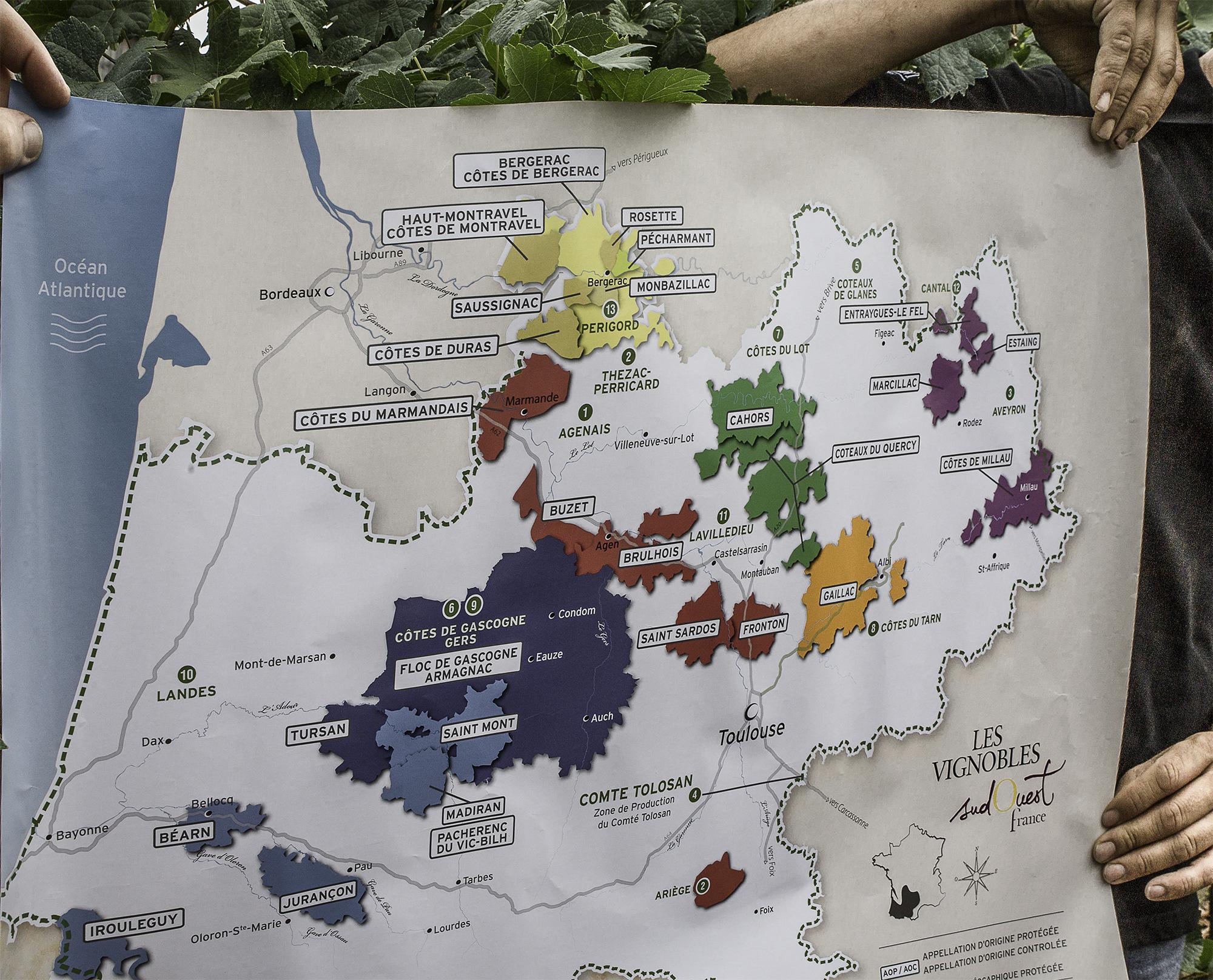 Saint Mont Connaissance Des Vins De Saint Mont Le