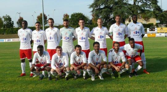 Football Ligue Occitanie R Gionale 1 Division Honneur Auch Se Lib Re En Seconde Mi Temps