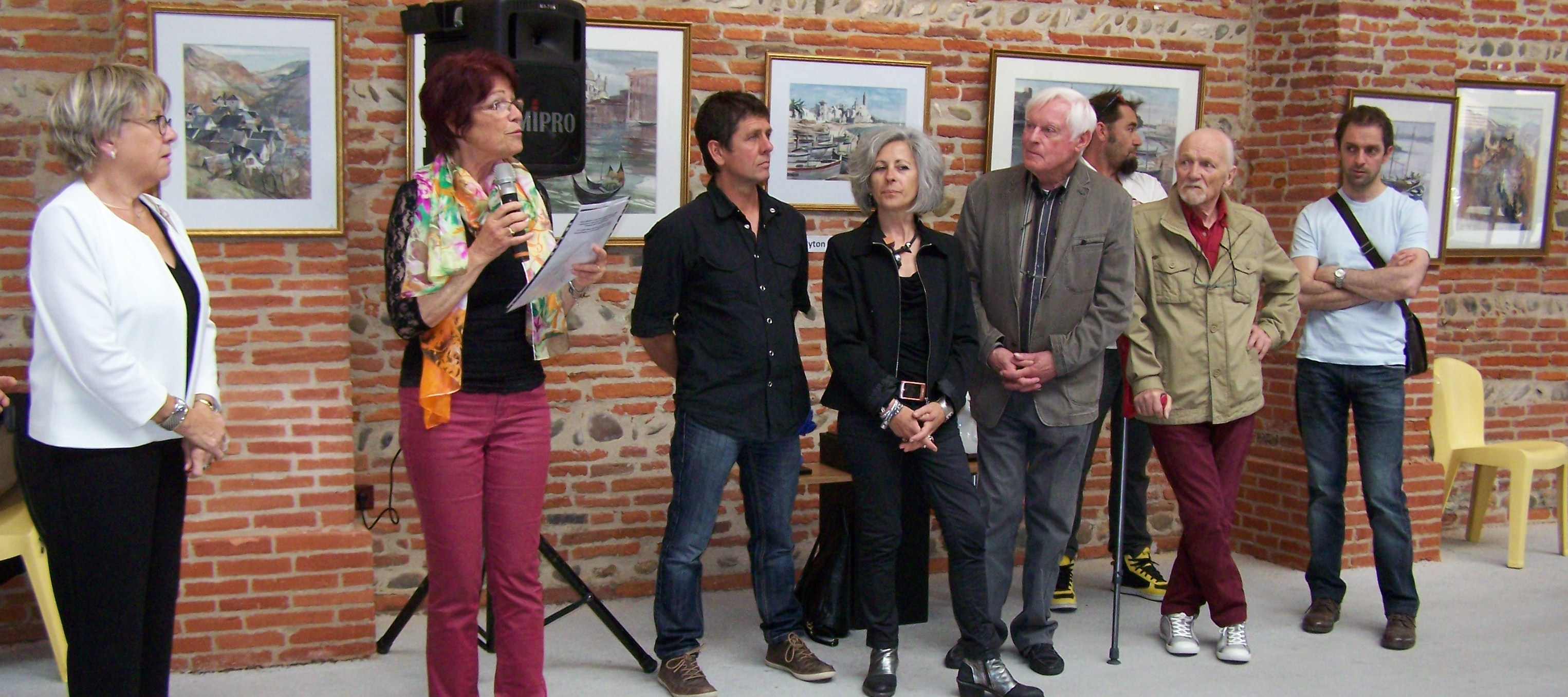 Salon de printemps : Exposition à la Halle Piquot de Leguevin - Le journal du Gers