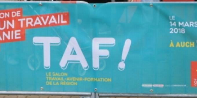 800 Offres D Emploi Au Salon Taf Travail Avenir Formation D Auch