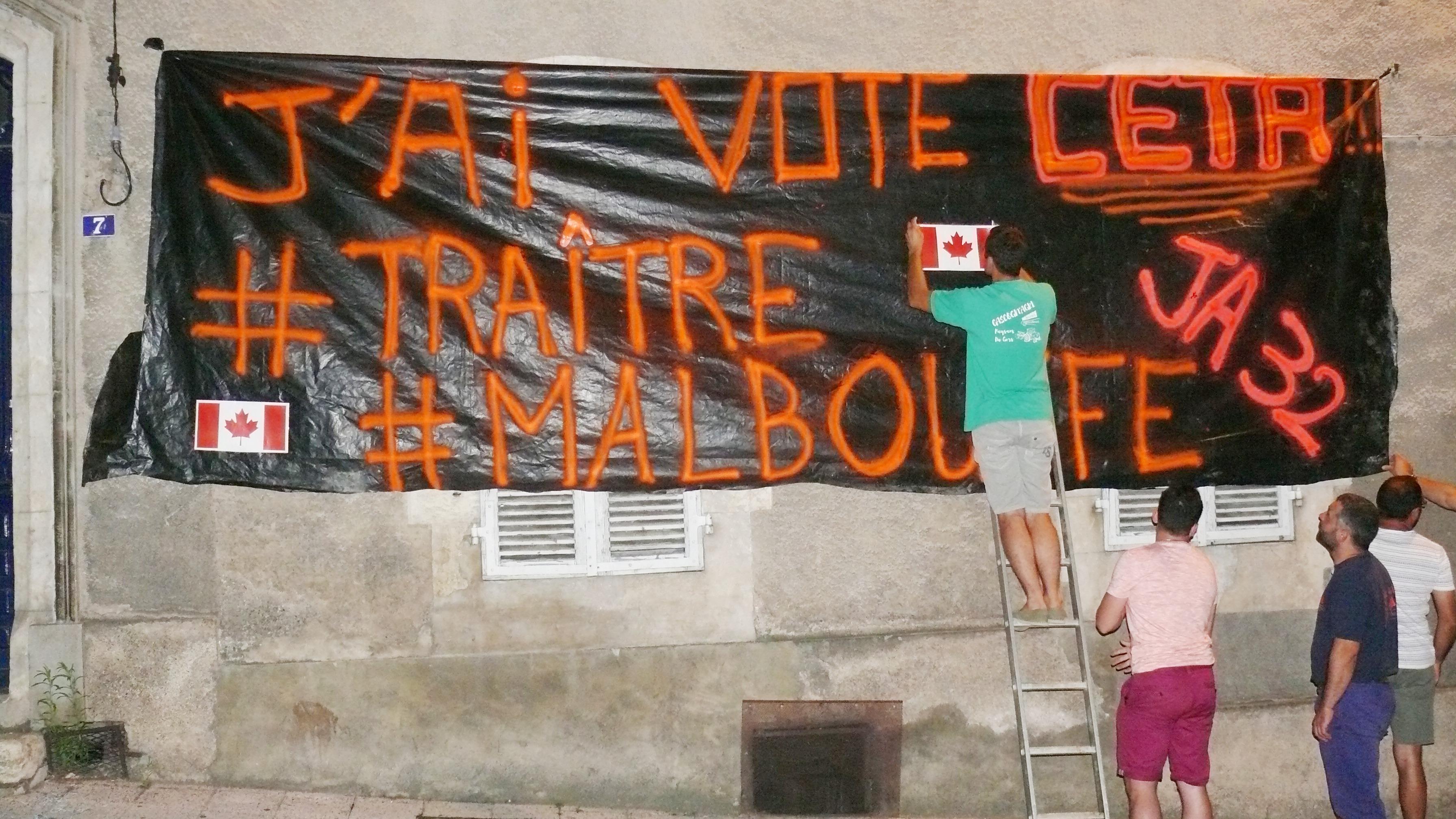 De nouvelles permanences d'élus LREM prises pour cibles — Toulouse