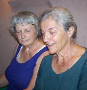 Anne-Cécile Dumoulin et Francine Estrémé concert mauvezin 004.JPG