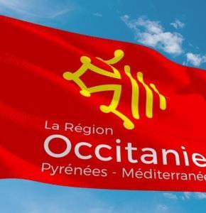 Drapeau région Occitanie.JPG