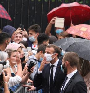 Macron le 18 sept à Condom MLS.jpg