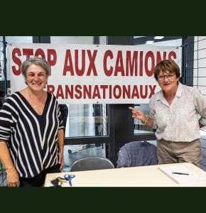 0 Corinne Fournier au stand de Gascogne sans PL 1bis 070919.jpg
